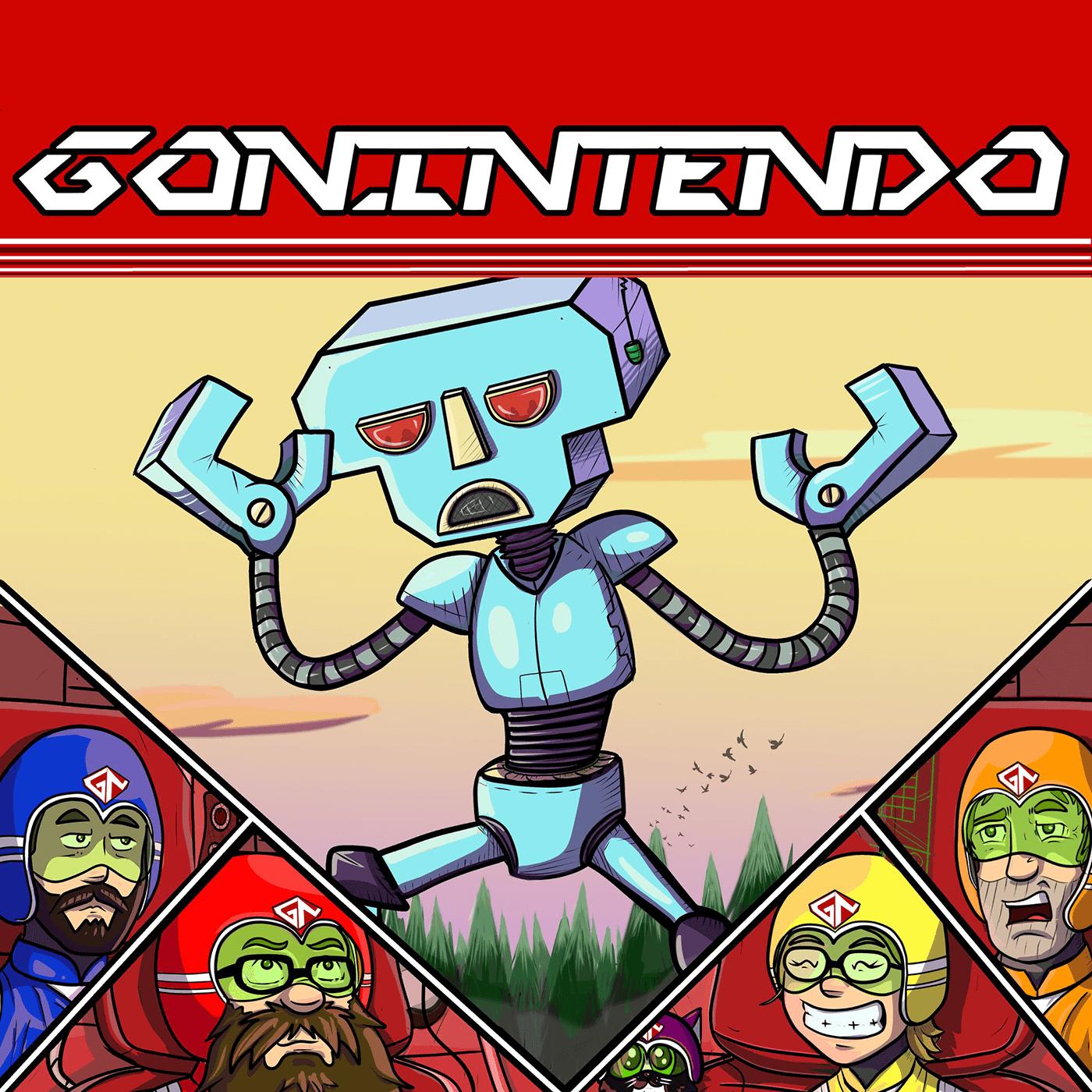 Go Nintendo Podcast